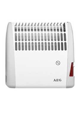 AEG Frostwächter FW 505, 500 W, für Hobbyraum, Werkraum, Wintergarten, 220995 - 1