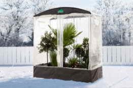 BioGreen Tomatenhaus & Überwinterungshaus 220x200x100 cm - 4