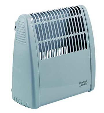 Einhell Frostwächter FW 400/1 (400 Watt, stufenloses Thermostat, Wandgerät, Frostschutz) - 1