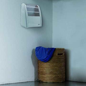 Einhell Frostwächter FW 400/1 (400 Watt, stufenloses Thermostat, Wandgerät, Frostschutz) - 5