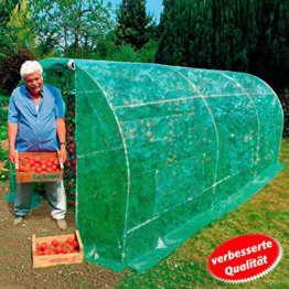 Gärtner Pötschke Tomatengewächshaus XXL - 1