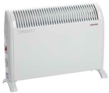 STIEBEL ELTRON Stand-Konvektor CS 20, 0,75 - 2 kW, stufenlose Temperaturwahl, 74376 - 1
