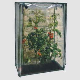 Tomaten - Gewächshaus, Anzuchtsregal, ca. 100x50x150 cm - 1