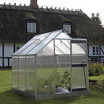 juliana gew chshaus solargrow 450 alu eloxiert sdpl 4mm 4 4m. Black Bedroom Furniture Sets. Home Design Ideas
