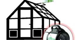 Mit der Gewächshausheizung im Gewächshaus richtig heizen 4 Tipps