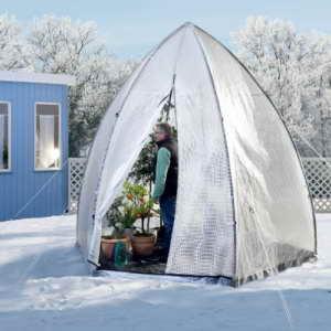 Bio Green Winterschutz Tropical Island Zelt - XL- 340 x 280 -