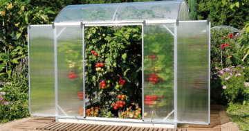 Beckmann Gewächshaus Modell GB Größe 3 200x255 cm -
