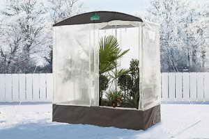 Elektro Frostwächter 92 cm 135W Überwinterung Bio Green Gewächshausheizung